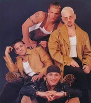 The boy band craze of the late 1990s wouldn't have been complete without 98 Degrees.