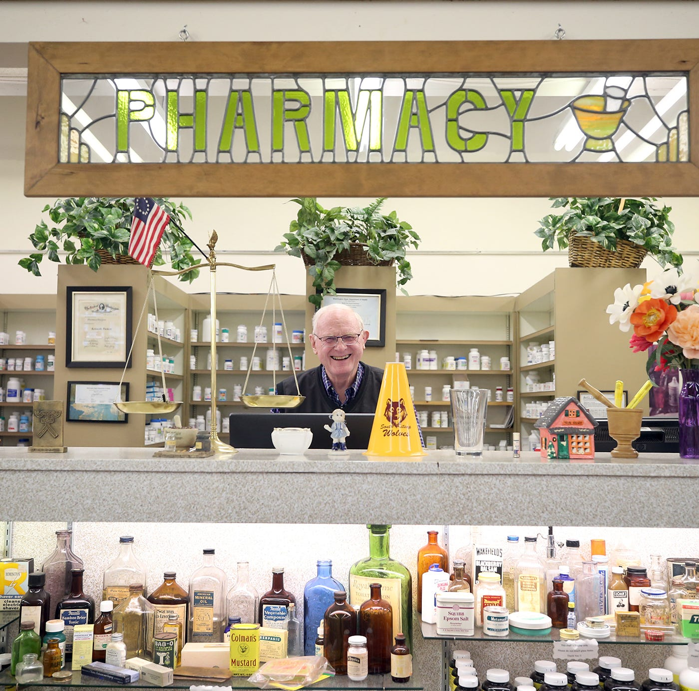 Independent pharmacy celebrates 50 years in Port Orchard