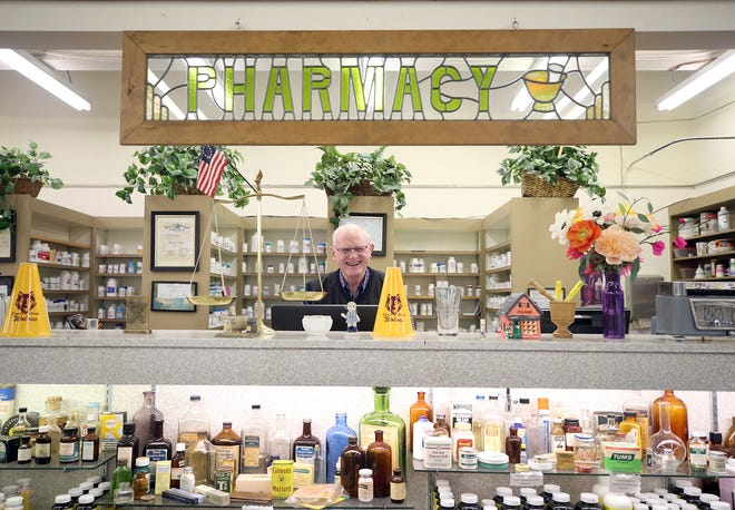 Ken Paskett founded the South Park Pharmacy in Port Orchard in September 1968. The pharmacy has been in business for 50 years despite aggressive competition from chain stores.