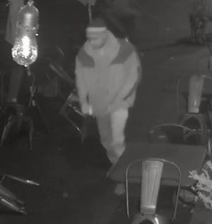 Richmond police issued this picture of a man believed to have burglarized Stone Corral Brewery in the early morning hours of Oct. 28, 2018. They are hoping to identify him.