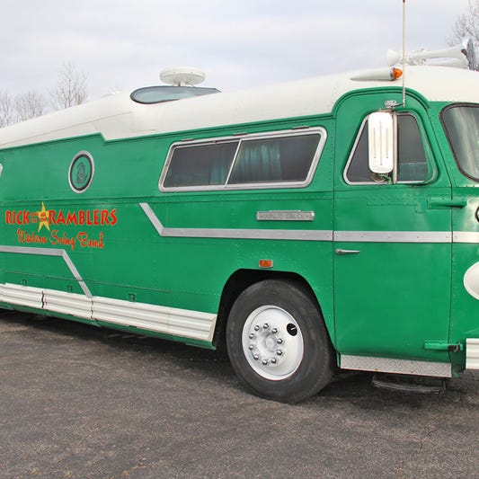 For sale: Mighty Pickle Flxible Starliner. Slightly used. Asking price: $129,500