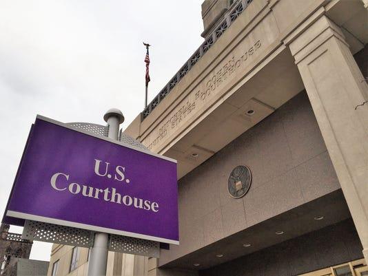 Federal courthouse, camden
