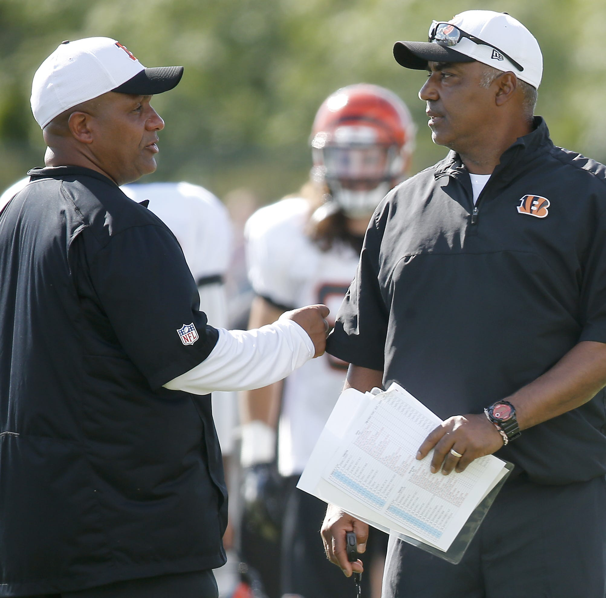 2018 Cincinnati Bengals: Hue Jackson named Special Assistant to Marvin Lewis