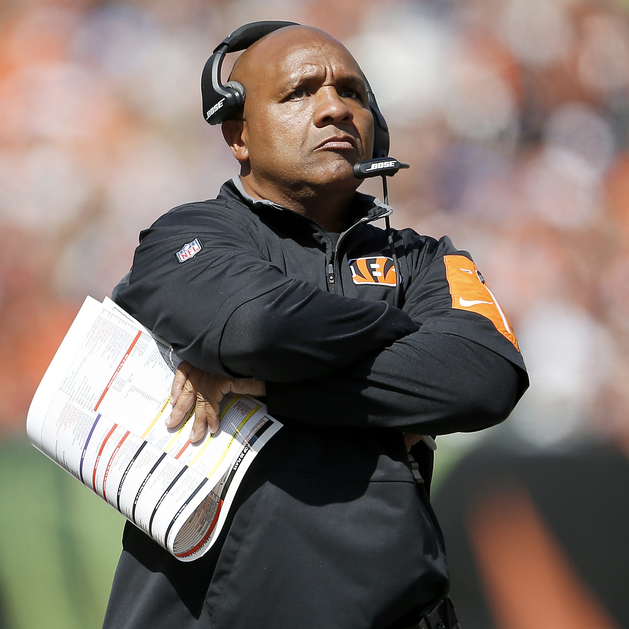 2018 Cincinnati Bengals: What exactly is Hue Jackson's role?
