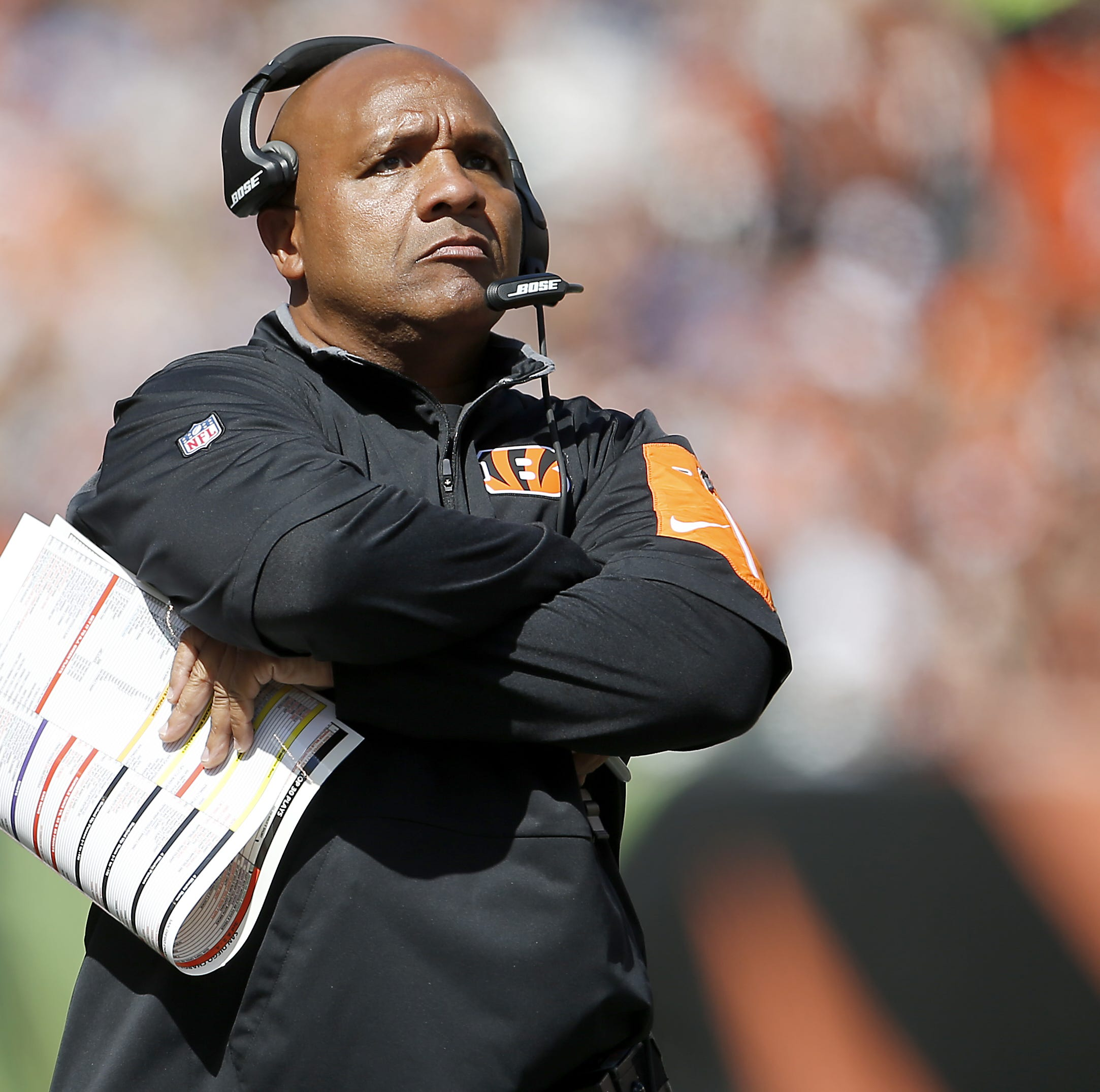 Doc's Morning Line: It's the third act of Hue Jackson here. Who else is available?