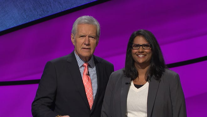 """Swapna Sathe, an engineering manager from Loveland, Ohio, to compete on """"Jeopardy."""""""