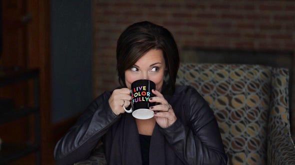 Kathrine Nero talks news with Cincinnati.com on Coffee Break with Kathrine.