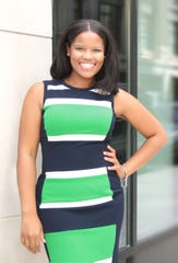 Britney Sharp is a candidate for the Detroit Board of Education.