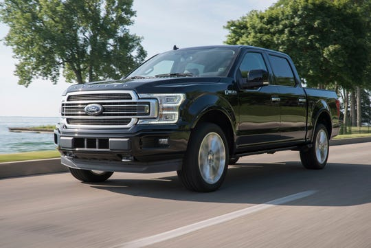 The Limited is one of the top trim levels for Ford's best-selling F-150.