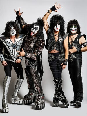 Kiss is embarking on its End of the Road World Tour in 2019