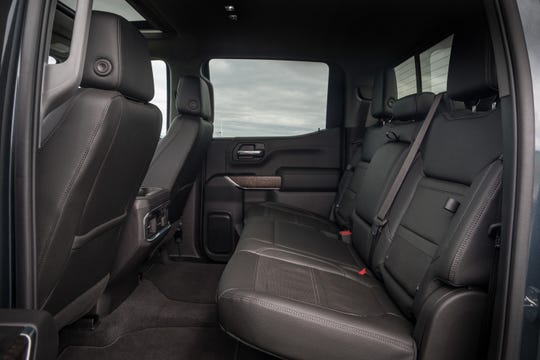 Luxury pickups, such as the GMC Sierra Denali, offer amenities that used to be found only in luxury sedans.