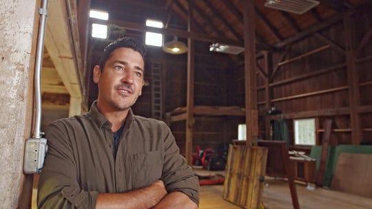 "Former New Kid on the Block Jonathan Knight will star in HGTV's ""Farmhouse Fixer."""