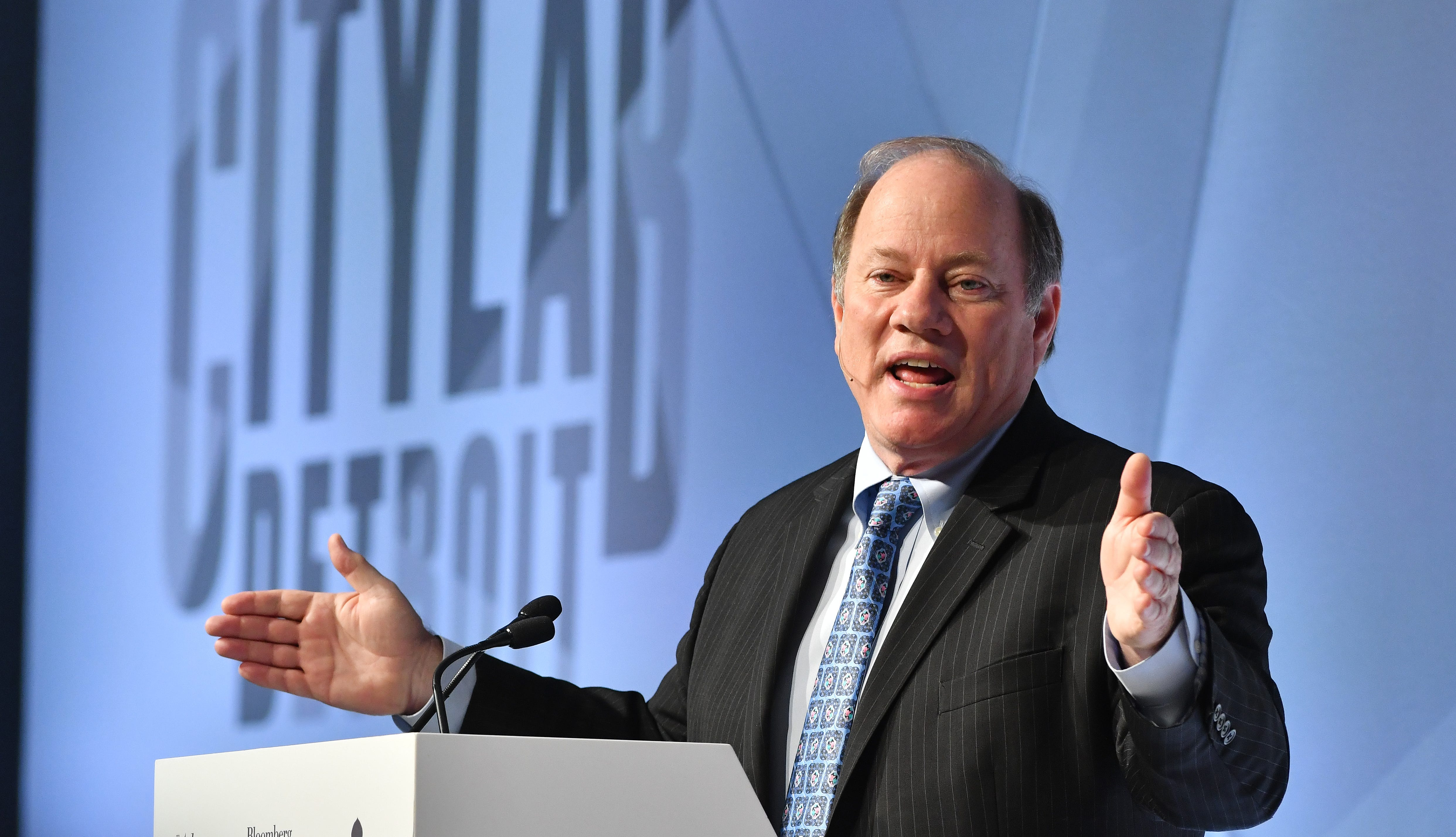 Lawsuit claims Mayor Duggan doesn't live in Detroit