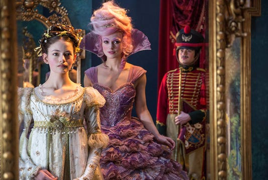 Nutcracker And The Four Realms