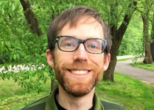 Matthew Bertrand with Friends of the Rouge River will speak to the Troy Garden Club about the importance of rain gardens and home gardeners in restoring Michigan's lakes and streams.