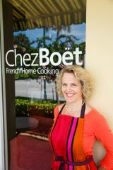 Lisa Boet is the chef and co-owner of Chez Boet in Naples.