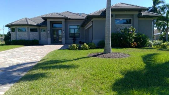 This home at 4421 SW 25th Court, Cape Coral, recently sold for $477,500.