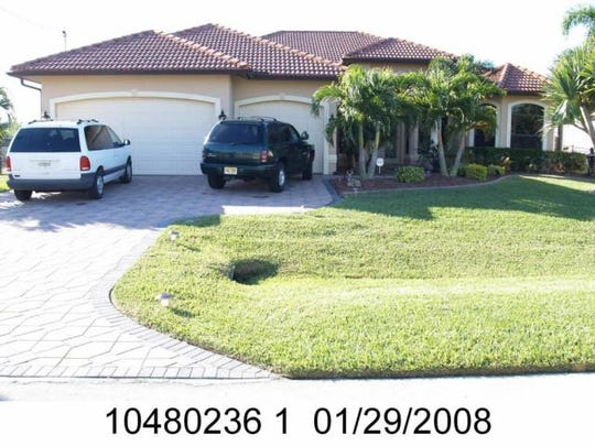 This home at 2526 SW 52nd Lane, Cape Coral, recently sold for $662,500