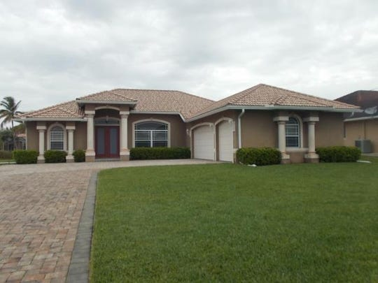 This home at 1929 SW 51st St., Cape Coral, recently sold for $550,000.