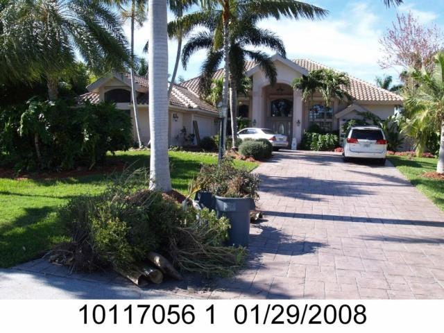 This home at  5002 SW 29th Ave., Cape  Coral, recently sold for $715,000.