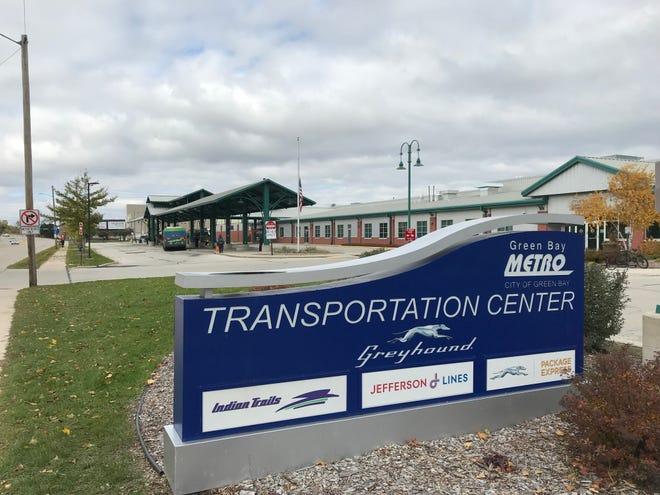 The Green Bay Metro Transit Center, 901 University Ave.