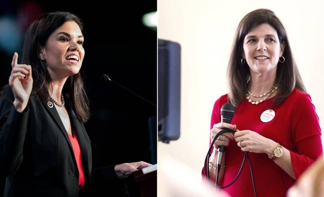 State Rep. Mandy Powers Norrell, D-Lancaster, and Upstate businesswoman Pamela Evette are running to be South Carolina's next lieutenant governor. The Nov. 6, 2018 election marks the first time the governor and lieutenant governor will run as as a team. Norrell is running alongside S.C. House colleague and fellow Democrat James Smith. Evette is running with Republican S.C. Gov. Henry McMaster.