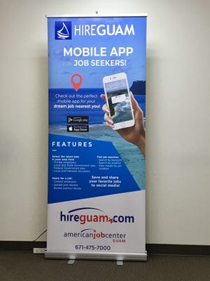 HireGuam app launches