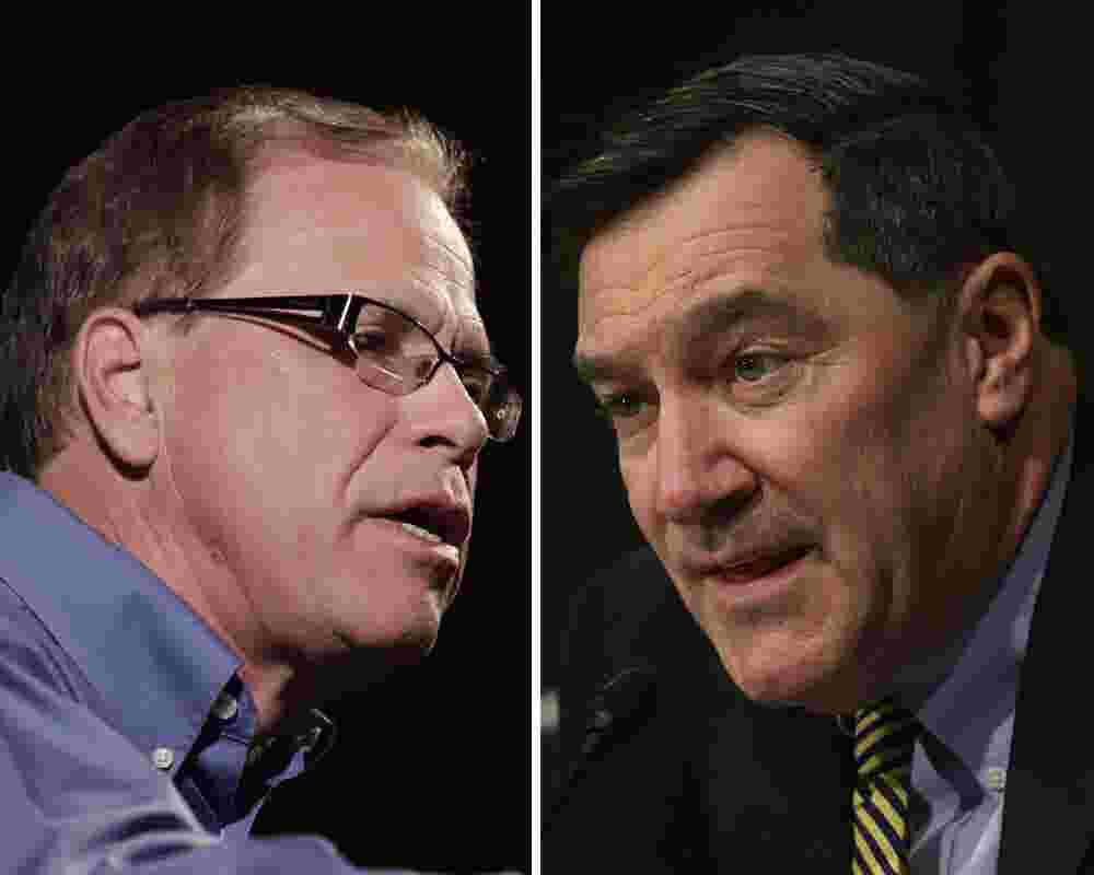 Indiana Senate Race Latest Polls Show Joe Donnelly With Slim Lead Over Mikeun