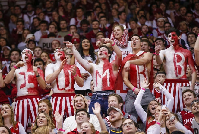 IU students will be able to get closer to the action this season.