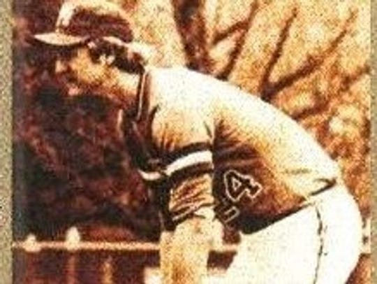 Many  people don't know it but Larry Bird played baseball for Indiana State University in 1979.