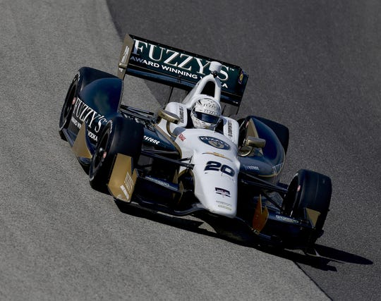 Ed Carpenter Racing will go in search of a new sponsor.