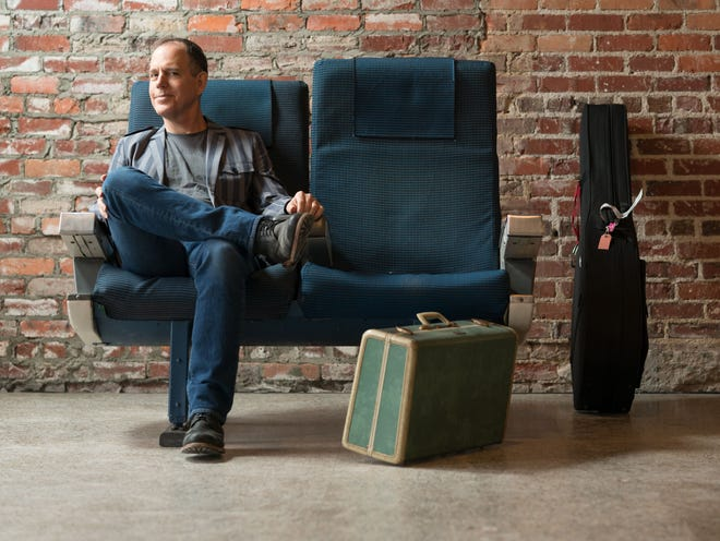David Wilcox will perform Nov. 2 at Hedback Community Theater.