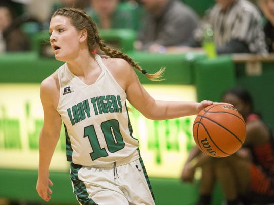 Triton Central's Maya Chandler is a leading returnee.
