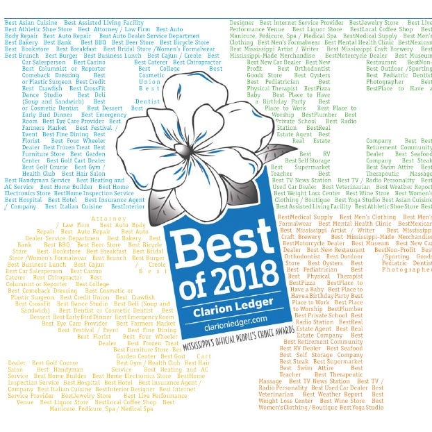 Here's our Best of 2018 winners