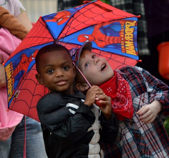 For Halloween 2019, most cities in the metro have scheduled times for children to trick-or-treat for safety reasons.