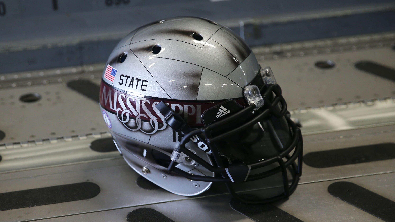 47af25296ef Mississippi State unveils  Statesman  uniform for Nov. 17 Arkansas game