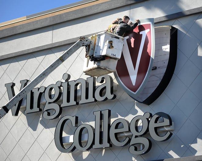 Montgomery's Virginia College campus on Atlanta Highway will close April 1, 2020.