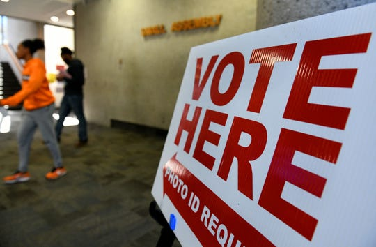Knox County early voting begins on Aug. 7.
