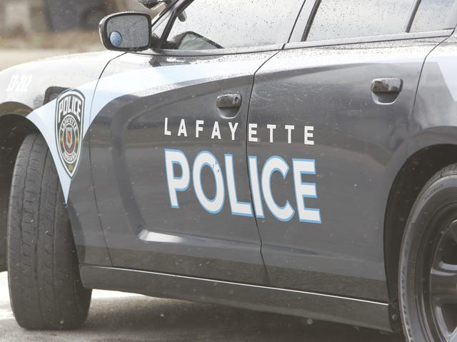 Driver strikes man in Lafayette, doesn't stop