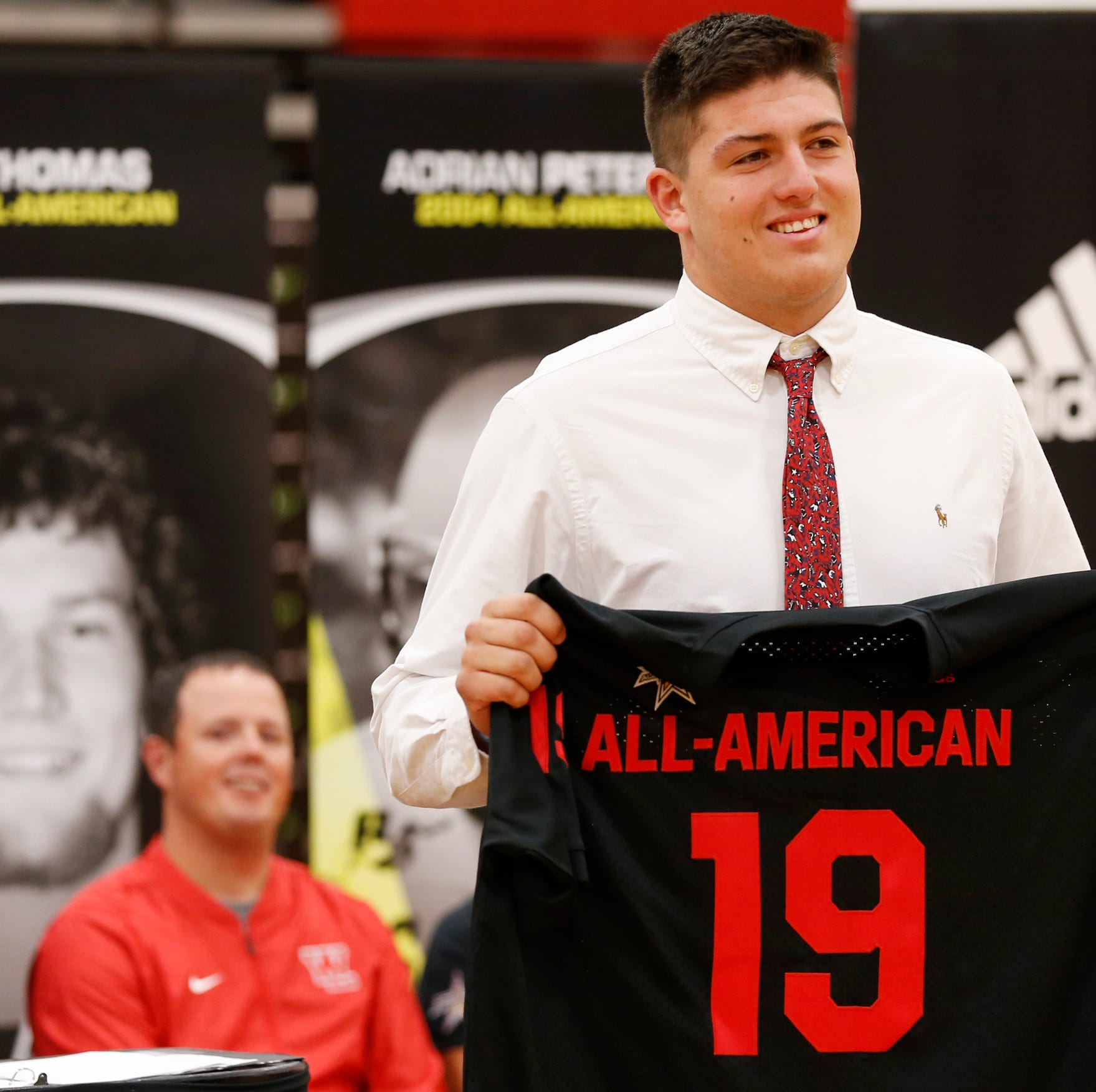 West Lafayette senior, Purdue recruit George Karlaftis eager for All-American Bowl