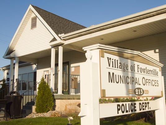 Fowlerville Village Hall