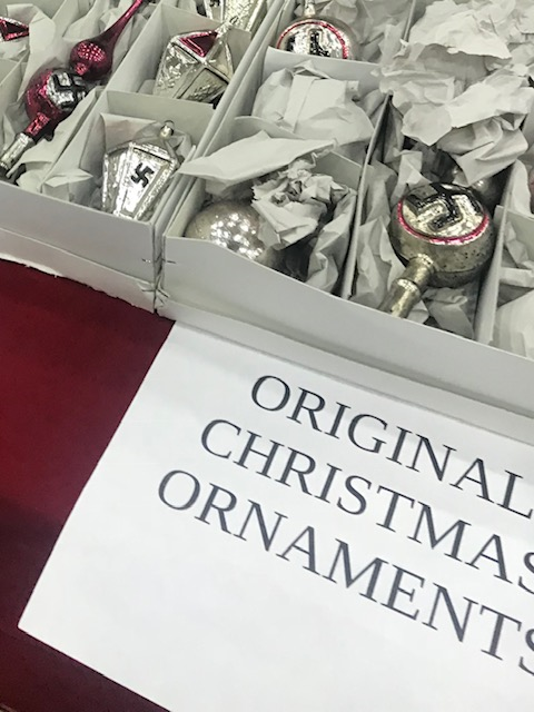 Nazi Christmas Ornaments