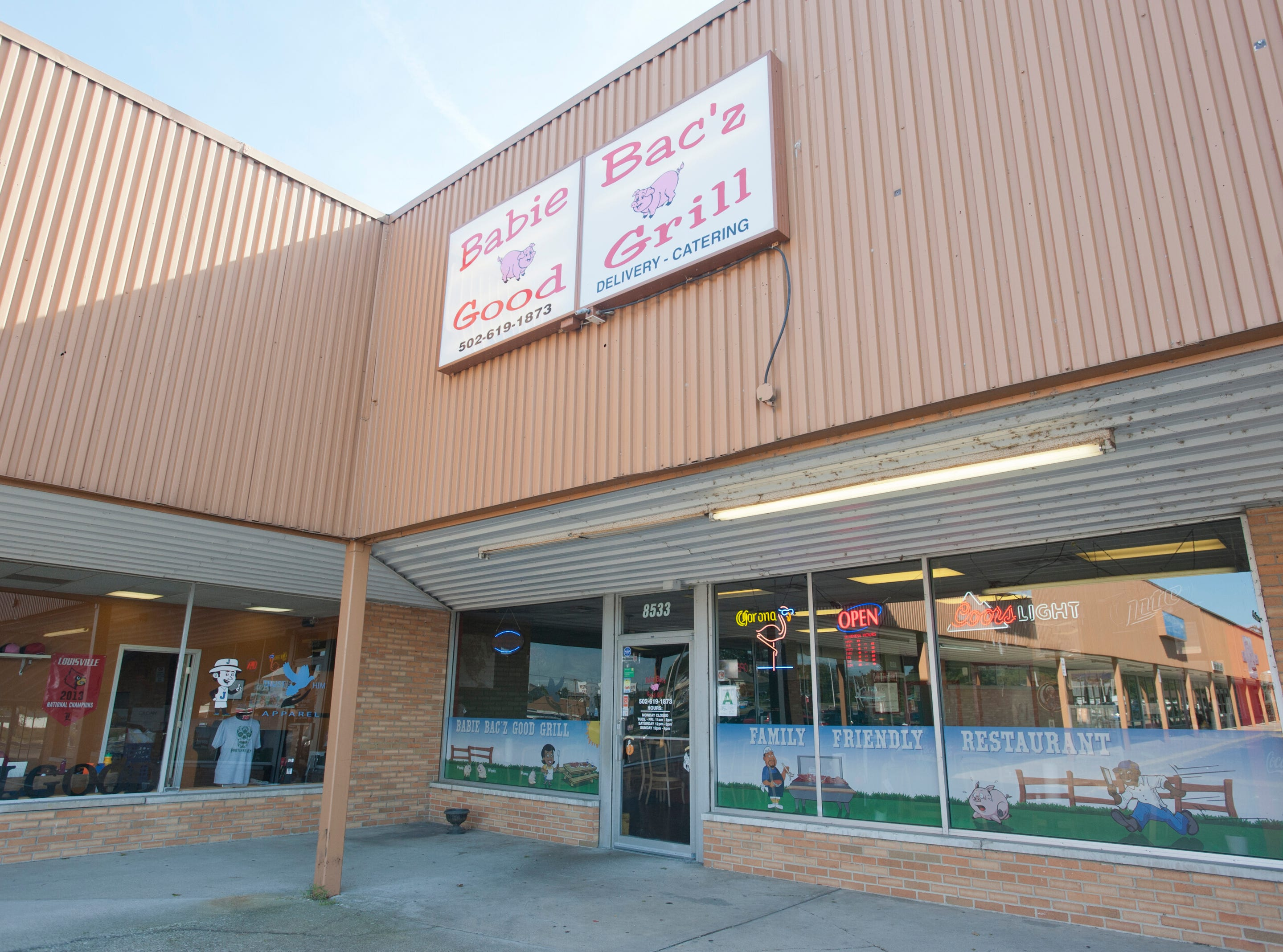 As Babie Bac's Good Grill prospered, the three owners needed larger space and moved into the  Westchester Shopping Center on Terry Road in 2017.October 24, 2018