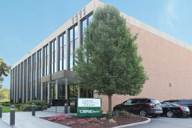 Commercial real estate firm CBRE Martin announced Monday that its cutting ties with CBRE.