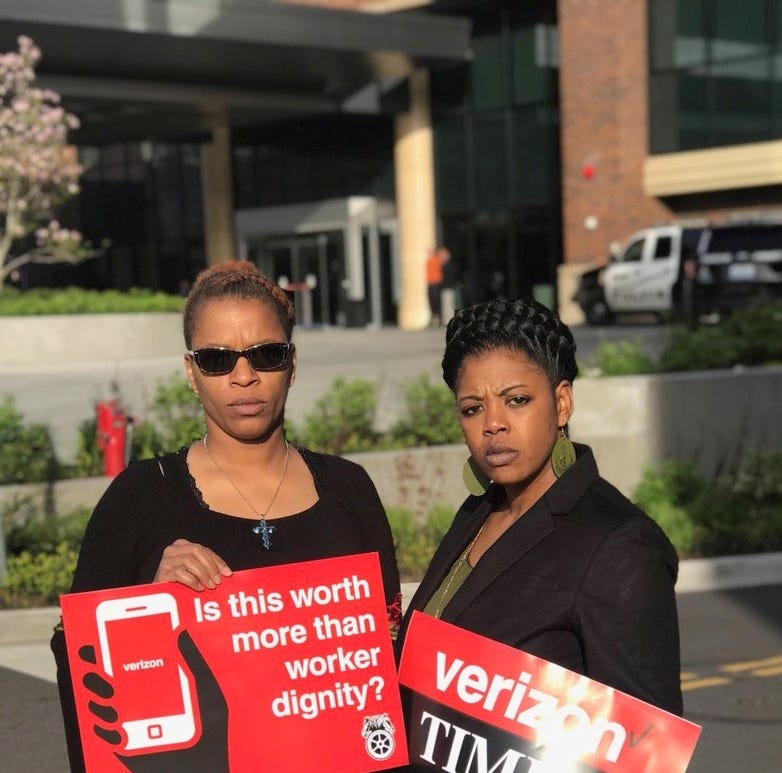 XPO closes Memphis Verizon facility, workers criticize decision
