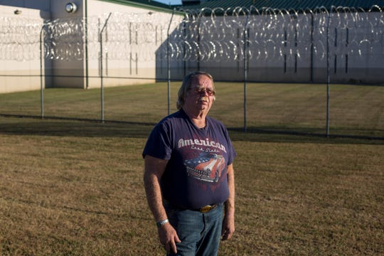 Randy Letcher's 25-year-old daughter, Aleisha, is being detained at the county's Jail East facility for women, where she's been awaiting trial on drug possession charges since August.