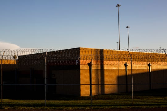 A portion of the Shelby County Division of Correction, more commonly known as the Penal Farm, is seen on Oct. 25.