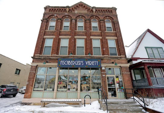 Fischberger's Variety, at 2445 N. Holton St., in Milwaukee
