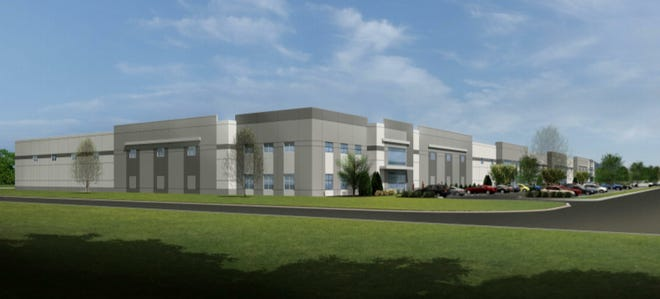 A New Berlin building that is nearing completion will be occupied by Menomonee Falls-based manufacturer ECM Industries LLC.