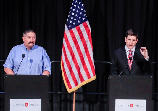 Wisconsin 1st Congressional District Election Debate